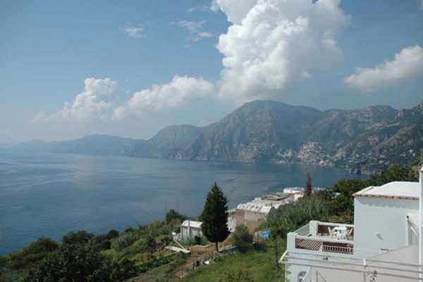 Praiano villa, a mere flight of stairs from the main coastal road. YPI REG - Image 1 - Amalfi Coast - rentals
