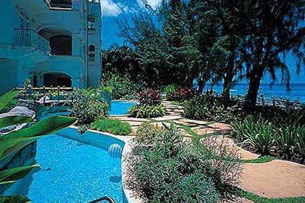 Ocean view apartment with beautiful furnishings. AA HAL - Image 1 - Barbados - rentals