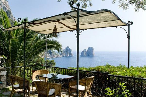In the bay of Marina Piccole, Cliffside steps bring you to a natural pool of the Tyrrhenian Sea. LDG ERE - Image 1 - Amalfi Coast - rentals
