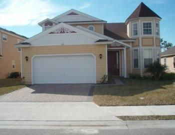 Private 5BR w/ tennis courts, fitness rm & pool - VD2149 - Image 1 - Davenport - rentals