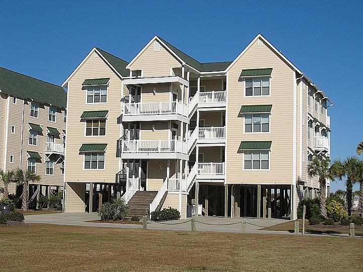 Islander Villas bldg 2C VDR - Islander Villas VDR 2C - Daniels - Ocean Isle Beach - rentals