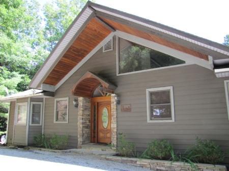 Exterior - Tater Knob Treehouse - Glenville - rentals