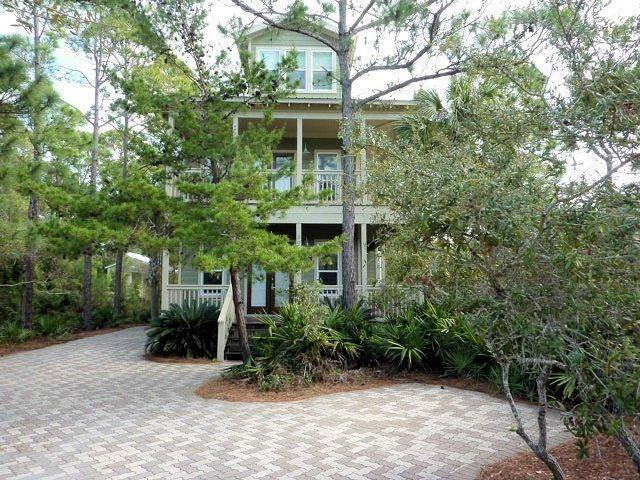 SUBLIME - Image 1 - Seagrove Beach - rentals