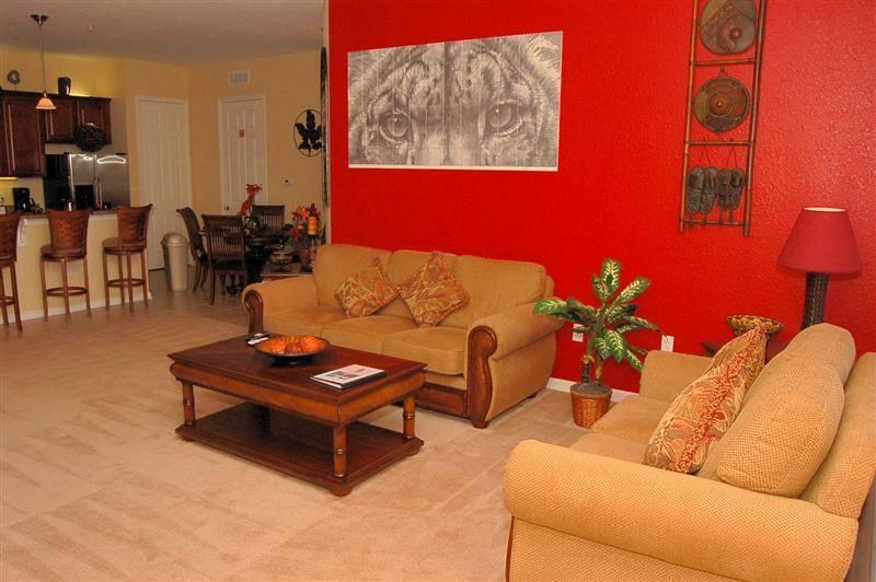 Tuscan themed 3BR Vista Cay condo (VC3052) - Image 1 - Orlando - rentals