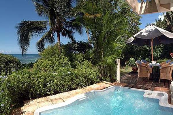 Groud- floor condo with beach access. BS RE5 - Image 1 - Barbados - rentals