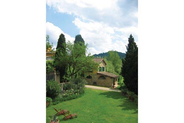 Just outside of Florence in open countryside. Completely restored. BRV FIE - Image 1 - Florence - rentals