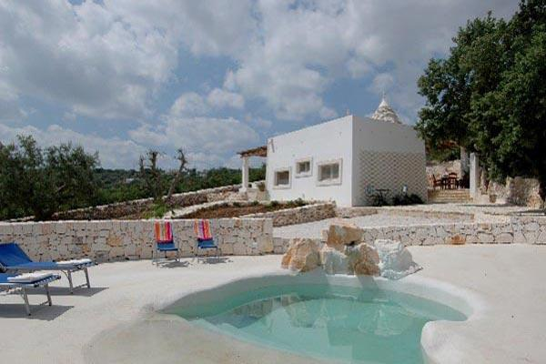 A 10 minutedrive from Cisternino yet immersed in greenery, enjoy the tranquil countryside. HII TER - Image 1 - Puglia - rentals
