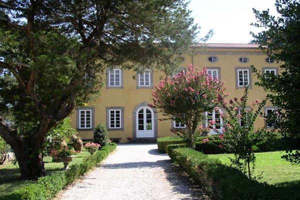 Nestled below Monte Pisano on the outskirts of Lucca, historic 19th century Lucchese villa. CSL CON - Image 1 - Lucca - rentals
