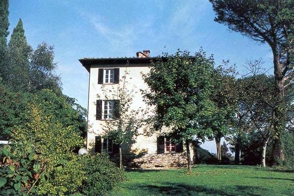 Ideal summer vacation villa with panoramic terraces and pool. SAL FAN - Image 1 - Lucca - rentals