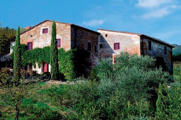17th century farmhouse of high standard atop a hill east of Lucca. SAL LEC - Image 1 - Lucca - rentals
