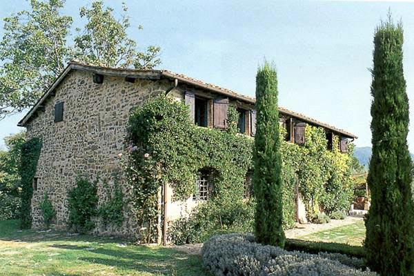 Tranquil, secluded farmhouse in the hills of Lucca. SAL MAC - Image 1 - Lucca - rentals