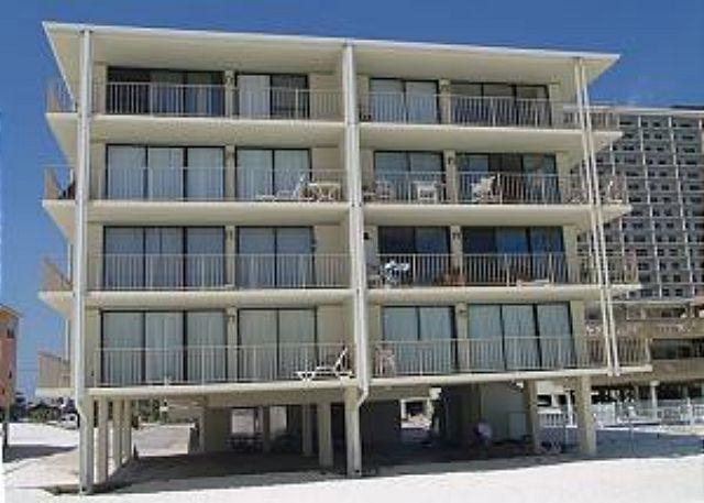 Gulf Village - Balcony access from all bedrooms ~ Bender Vacation Rentals - Gulf Shores - rentals