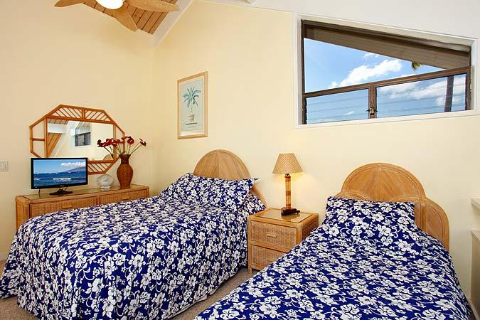 Unit 02 Ocean Front Prime Deluxe 2 Bedroom Condo - Image 1 - Lahaina - rentals