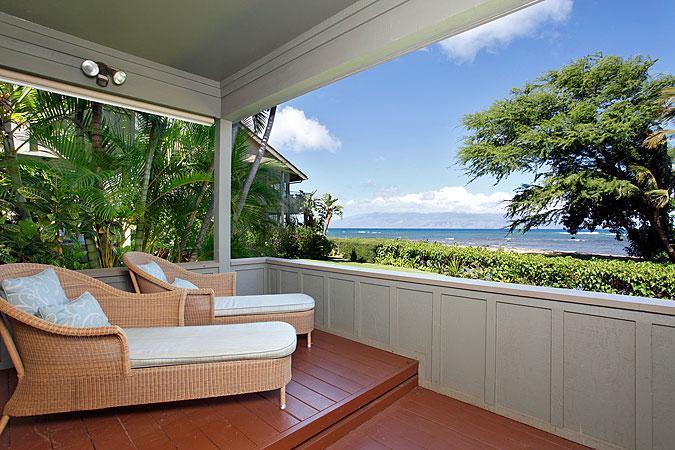 Unit 42 Ocean Front Luxury 3 Bedroom Condo - Image 1 - Lahaina - rentals