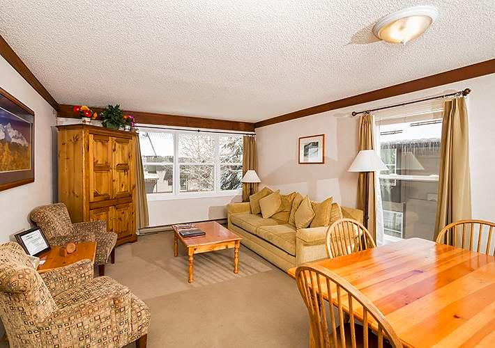Mountainside Inn #413 - Image 1 - Telluride - rentals