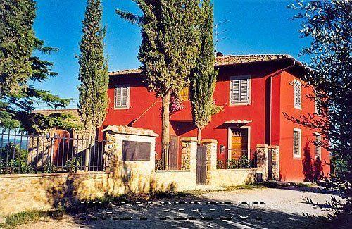 Casa Rossa - Perfect Tuscany Chianti Vineyard Villas-Great Views - San Casciano in Val di Pesa - rentals
