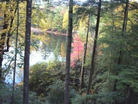 View - Whisper Lake - Sapphire - rentals