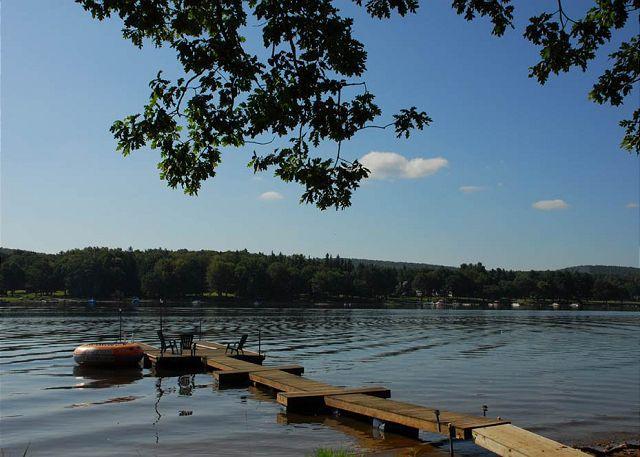 Dock View - Glen Clova - Swanton - rentals