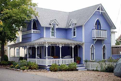 1238 - OAK BLUFFS VICTORIAN ONE BLOCK FROM BEACH, TWO BLOCKS FROM TOWN! - Image 1 - Oak Bluffs - rentals