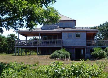 1423 - Enjoy Wonderful Waterviews from this Chappaquiddick Home - Image 1 - Edgartown - rentals