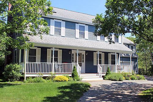 1513 - BEAUTIFUL EDGARTOWN COLONIAL WITH POOL - Image 1 - Edgartown - rentals