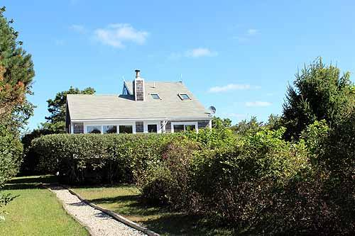 353 - BEAUTIFUL CONTEMPORARY WITH WATERVIEWS OF THE INNER AND OUTER HARBOR - Image 1 - Edgartown - rentals