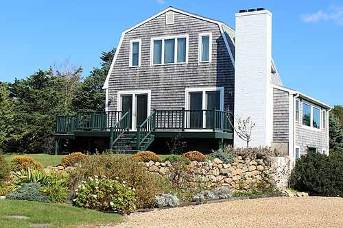 629 - ENJOY WATERVIEWS OF EDGARTOWN GREAT POND AND THE ATLANTIC BEYOND FROM THIS VINEYARD HOME - Image 1 - Edgartown - rentals