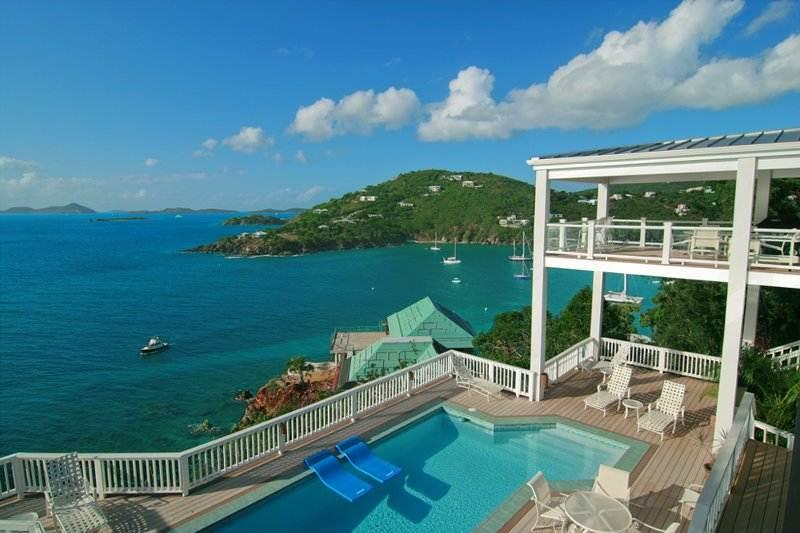 Colibri: Amazing Views! Sun-Drenched Pool Deck! - Image 1 - Chocolate Hole - rentals