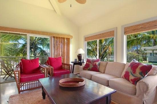 Regency Villas 221 - Spacious 4 bed / 3 bath condo, top of the line furnishings, amenities and AC - Image 1 - Poipu - rentals