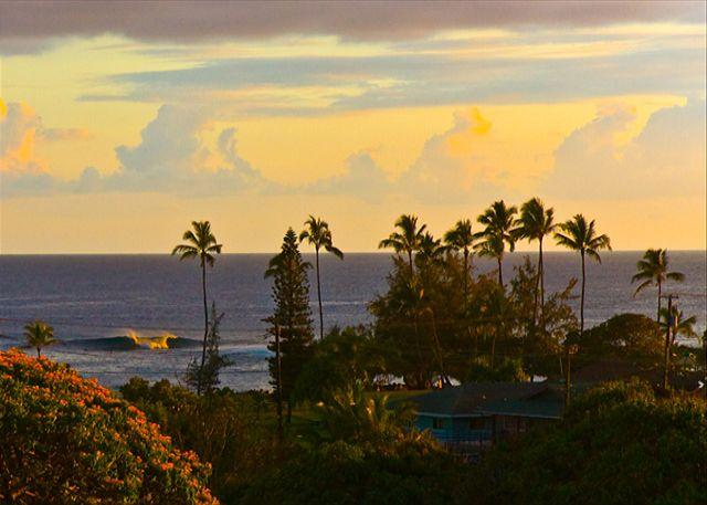 View from Property - Poipu BEACH steps from your door!!  Sleep 7+ BEST DEAL in POIPU ** WOW CALL! - Koloa - rentals