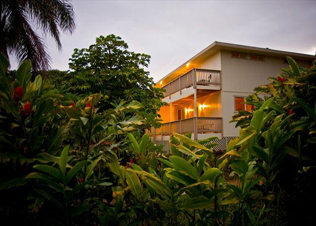 House Exterior - Poipu BEACH steps from your door!!  Sleeps 7+ BEST DEAL in POIPU ** WOW CALL! - Koloa - rentals