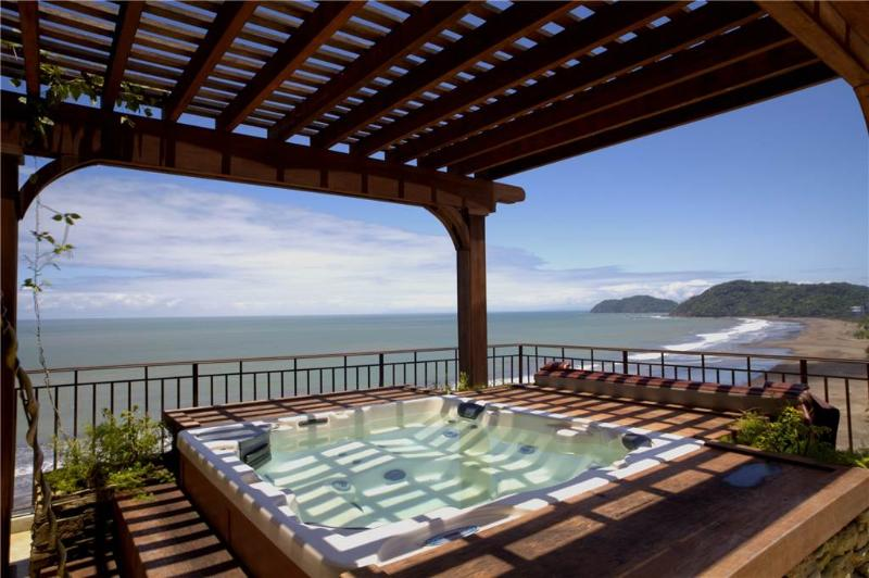 Private Jacuzzi on terrace - Image 1 - Jaco - rentals