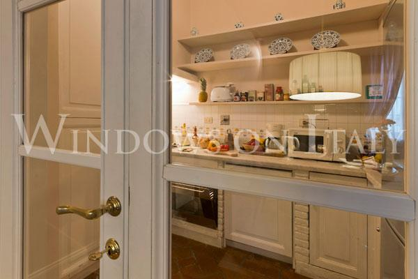 Boccaccio Tuscan Vacation Rental from Windows on Italy - Image 1 - Florence - rentals