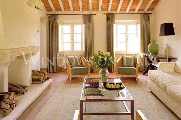 Villa Fagnana - Windows On Italy - Image 1 - Palaia - rentals