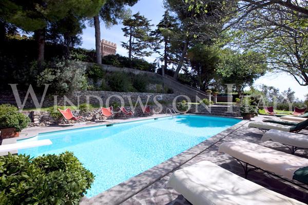 Castello Di Magona - Windows On Italy - Image 1 - Campiglia Marittima - rentals