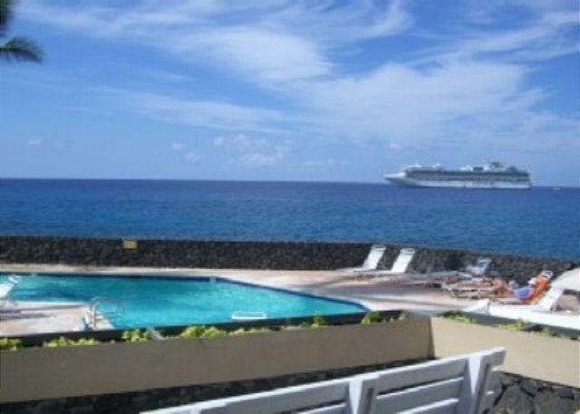 Ocean Front Sea Village 4-106-SV4106 - Image 1 - Kailua-Kona - rentals