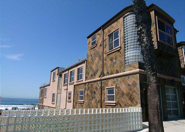 10BR Oceanfront Home, rooftop decks, private spas, sweeping views, brand new! - Image 1 - Oceanside - rentals