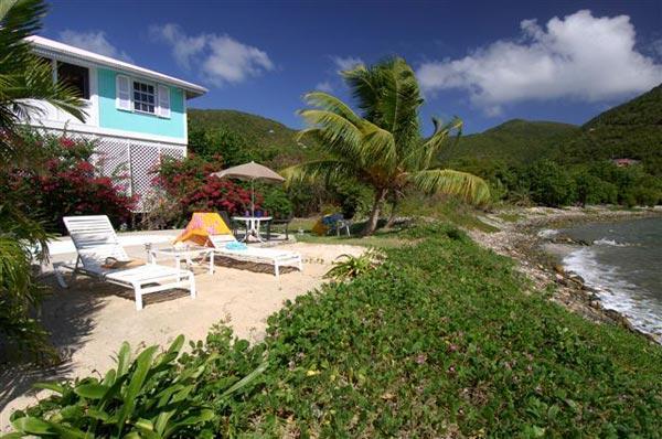 Calypso Cove - Image 1 - Fish Bay - rentals