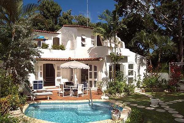 Short garden path to beach and pool. BS SEC - Image 1 - Barbados - rentals