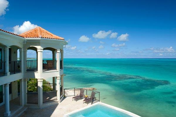 40 feet above sea level, this villa has breathtaking ocean views from all rooms and all decks. Enjoy the stepladder leading you directly into the ocean! TNC PAL - Image 1 - Thompson Cove - rentals