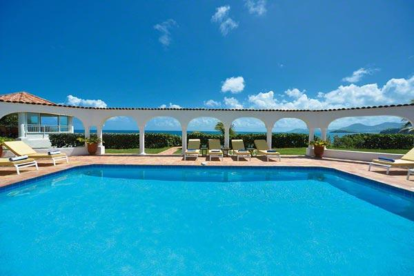Located in a gated community with views of Baie Rouge and Anguilla. C ALM - Image 1 - Baie Rouge - rentals