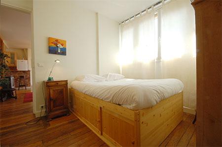 Bright Paris Apartment in the Trendy Bastille District - Bastille 2 - Image 1 - Paris - rentals