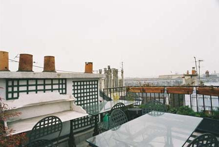 Paris Apartment with Terrace and Views of the Eiffel Tower - Pineau - Image 1 - Paris - rentals