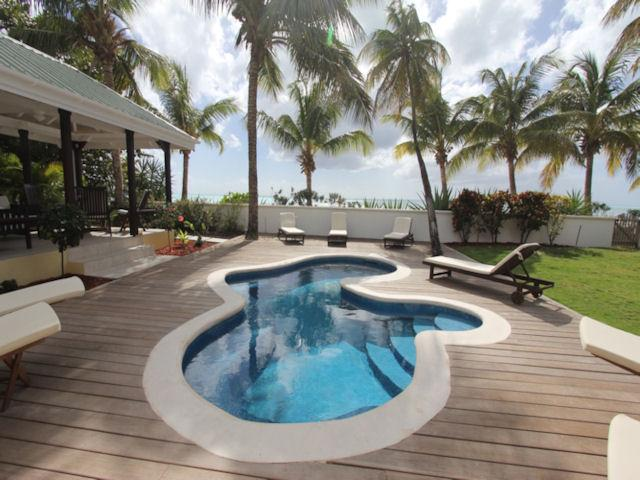 Coral Beach House - Image 1 - Jolly Harbour - rentals