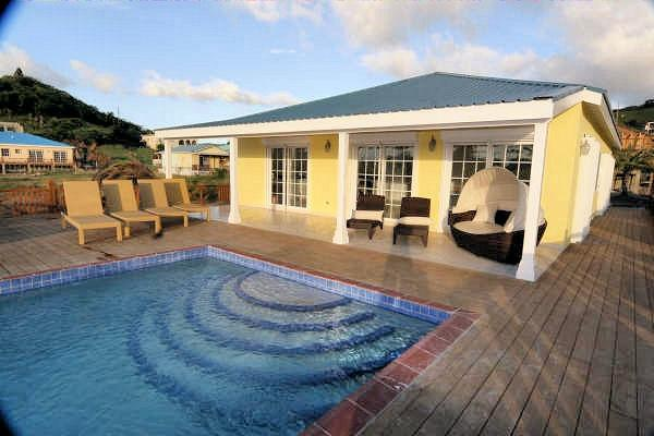 Calabash Private Villa with swimming pool - Image 1 - Antigua and Barbuda - rentals