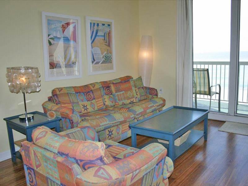 Seychelles Beach Resort 0304 - Image 1 - Panama City Beach - rentals