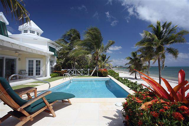 Crystal Cove: Grand Cayman Luxury Oceanfront Villa - Image 1 - Grand Cayman - rentals