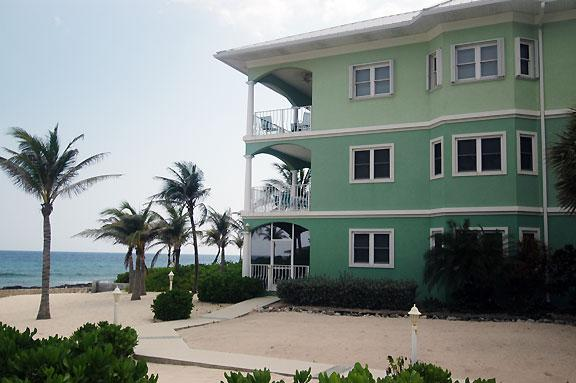 On The Bay: Oceanfront Condo - Image 1 - Grand Cayman - rentals