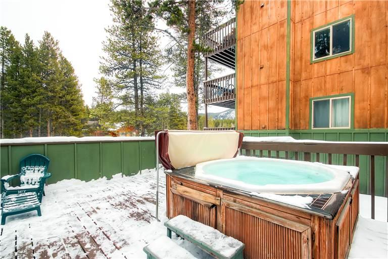 Perfectly Priced Mark IX Condominiums 2 Bedroom Condominium - MK6 - Image 1 - Breckenridge - rentals