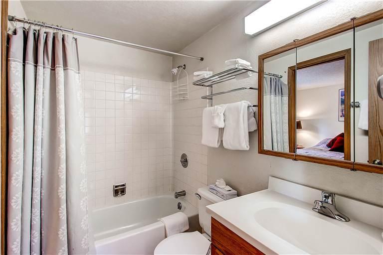 Conveniently Located Mark IX Condominiums 2 Bedroom Condominium - MK9 - Image 1 - Breckenridge - rentals